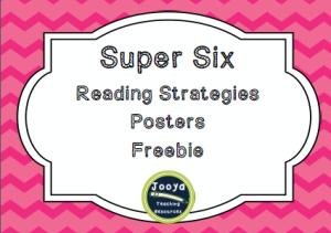 Super Six Freebie Posters 2