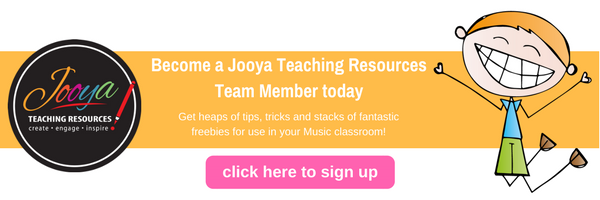 Become a Jooya Teaching Resources member